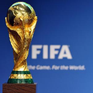 MoveMedia FIFA World Cup Trophy